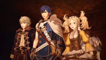 New Fire Emblem Warriors Footage Shows Robin, Lucina And Lissa In Action