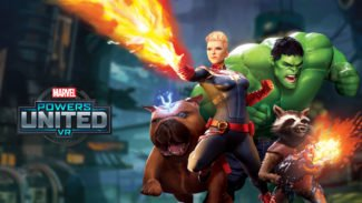 Disney Announces Oculus Exclusive 'Marvel: Powers United VR'