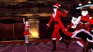 Persona 5 Celebrates Christmas in July with Free DLC Costumes