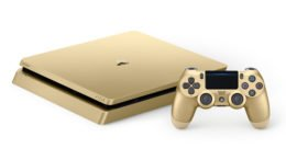 PlayStation 4 PS4 Gold