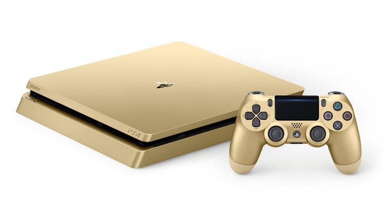 PlayStation-4-PS4-Gold