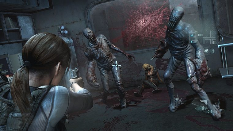 Resident Evil: Revelations Arrives On Current-Gen Consoles August 31 News PlayStation Xbox  Xbox One Resident Evil: Revelations Resident Evil PlayStation 4 Capcom