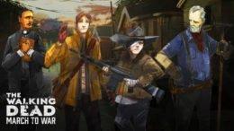 The Walking Dead March to War