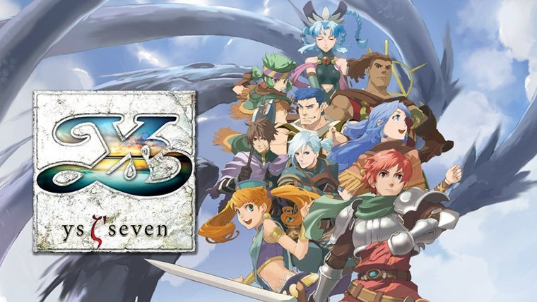 XSEED Reveals First Gameplay of Ys Seven for PC News  Ys Seven Xseed PC GAMES Falcom