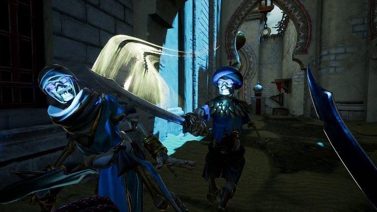 Uppercut Games City of Brass Bioshock Infinite bioshock Arabian Nights