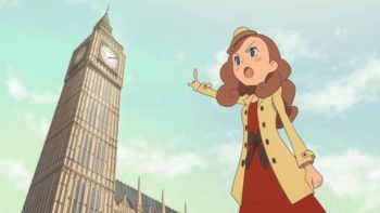 First English Trailer for Layton's Mystery Journey Released