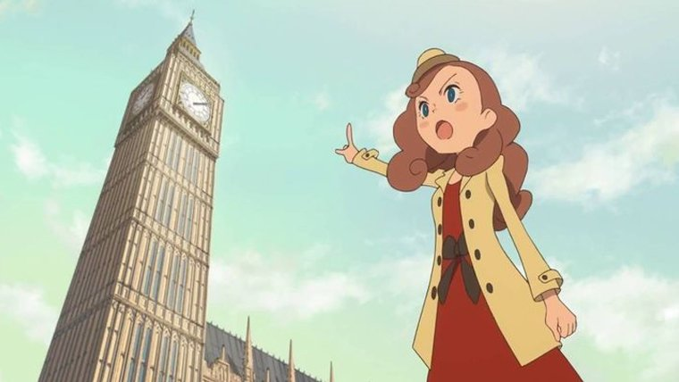 Mobile News  Nintendo 3DS Mobile Games Level-5 Layton's Mystery Journey