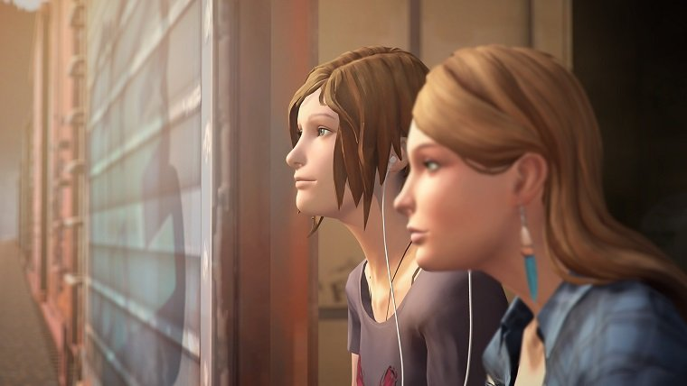Xbox Square Enix playstation PC GAMES Life is Strange: Before The Storm life is strange Deck Nine Games
