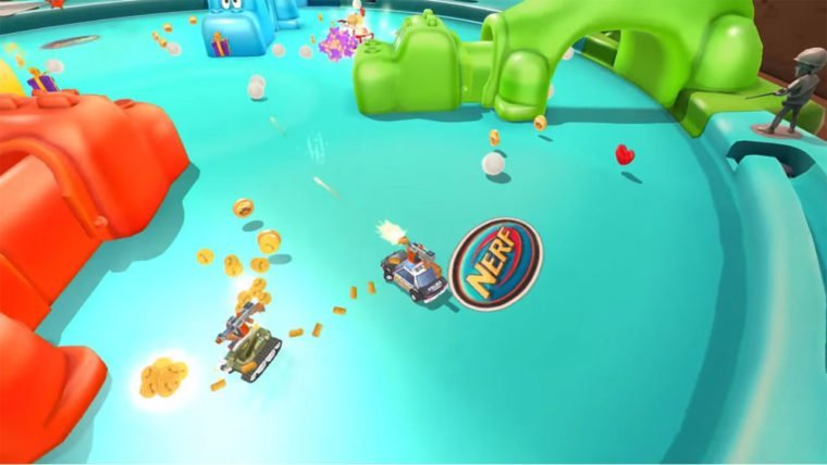 Micro Machines World Series: The Skill of Thoughtful Product Placement Articles  Quantum Break Micro Machines Codemasters