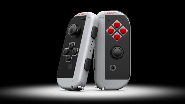 News Nintendo  Peripherals Nintendo Switch Joy-Con