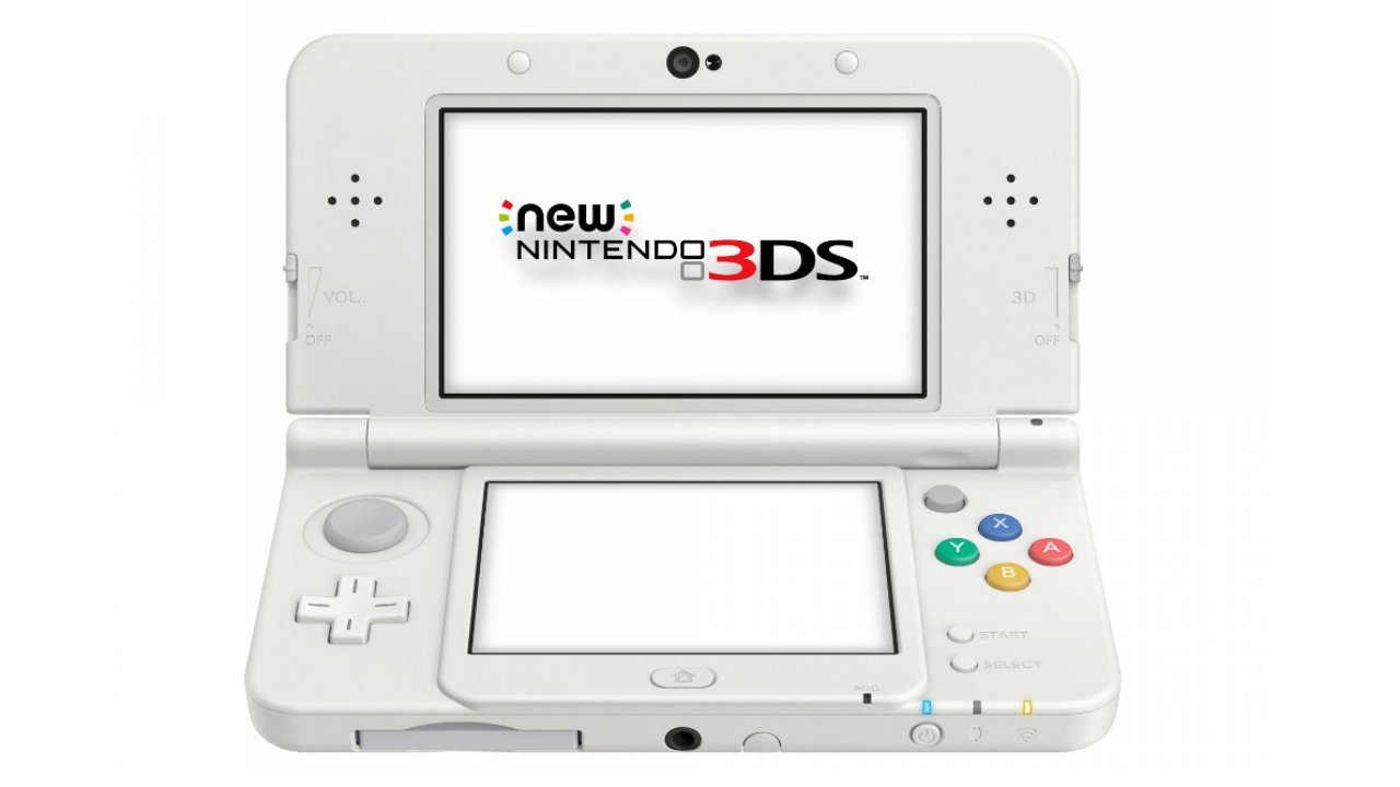 Nintendo ceases production of the New Nintendo 3DS in Japan News  Nintendo New Nintendo 3DS