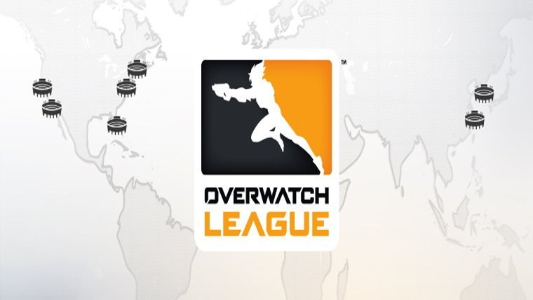 Professional Overwatch League will have city based structure - seven team owners announced News  Overwatch
