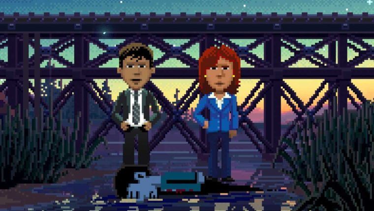 Manic Mansion's spiritual successor Thimbleweed Park is coming to Nintendo Switch News  Thimbleweed Park Nintendo Switch
