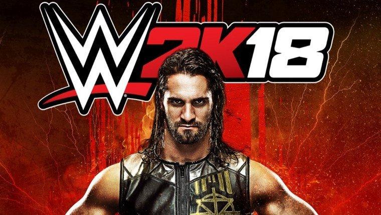 WWE 2K18 is Coming to Nintendo Switch News  WWE 2K18 WWE 2K wwe 2K Sports
