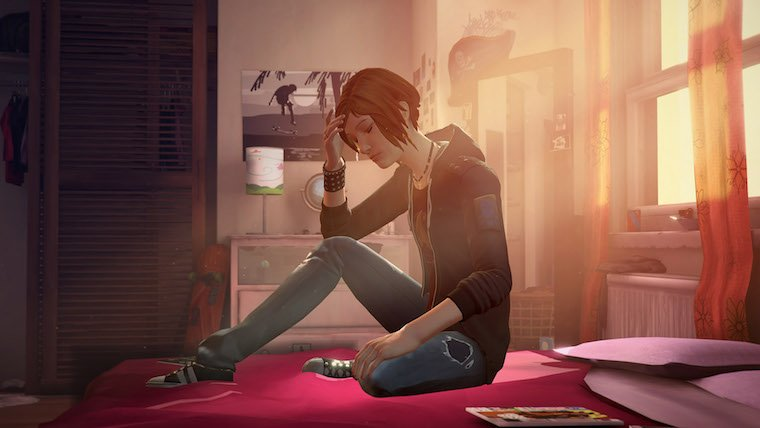 "Life is Strange: Before the Storm - Episode One: ""Awake"" Review Reviews  Square Enix Review Life is Strange: Before The Storm life is strange Deck Nine Games"