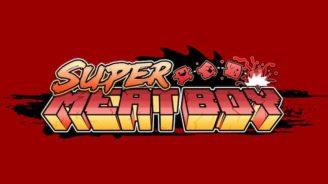 Nintendo Super Meat Boy Switch Image