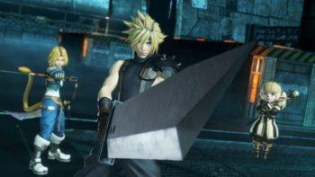 Dissidia: Final Fantasy NT and PS4 Top Japanese Sales