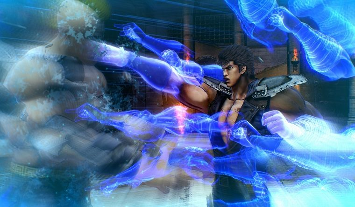Yakuza Sega Hokuto ga Gotoku Fist of the North Star