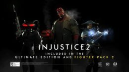 Injustice 2 Fighter Pack 2