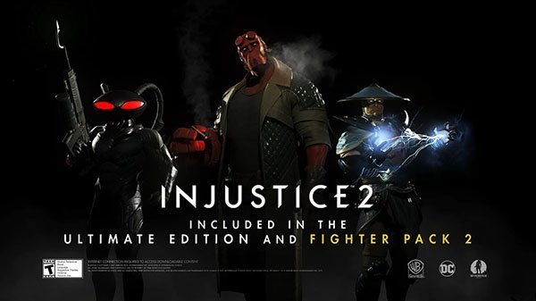 News PlayStation Xbox  Netherrealm Studios Injustice 2