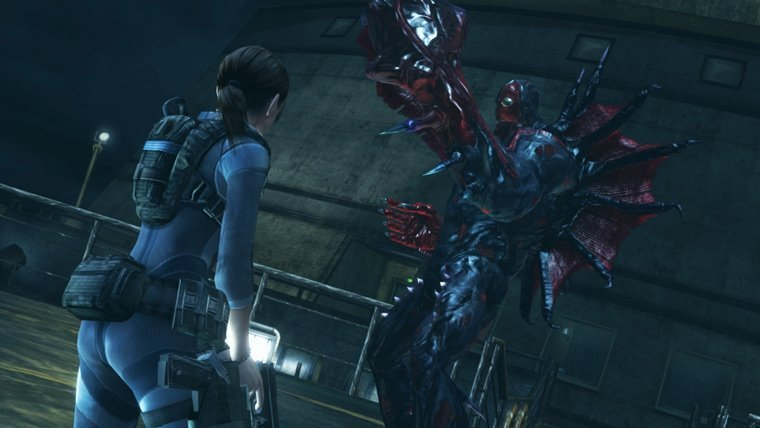 Resident Evil Revelations Review Reviews  Xbox One Resident Evil: Revelations PlayStation 4 Capcom
