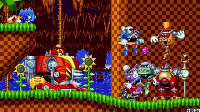 Sonic Mania Review 01
