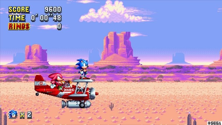 Sonic Mania Review 03