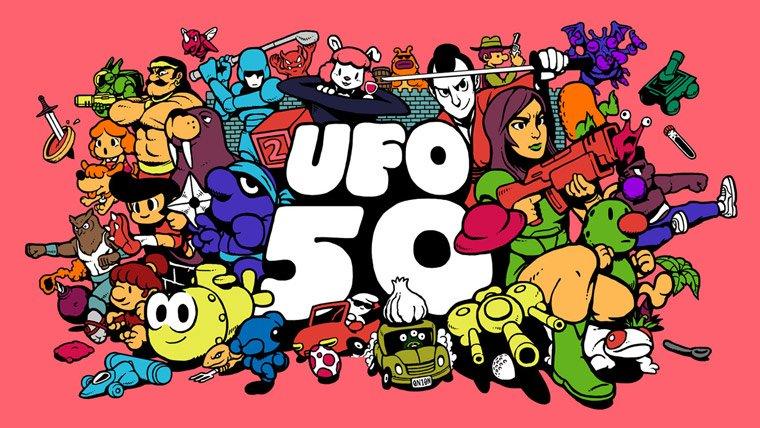 UFO-50