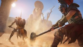 Assassin's Creed Origins Developer Details Combat System in New Video