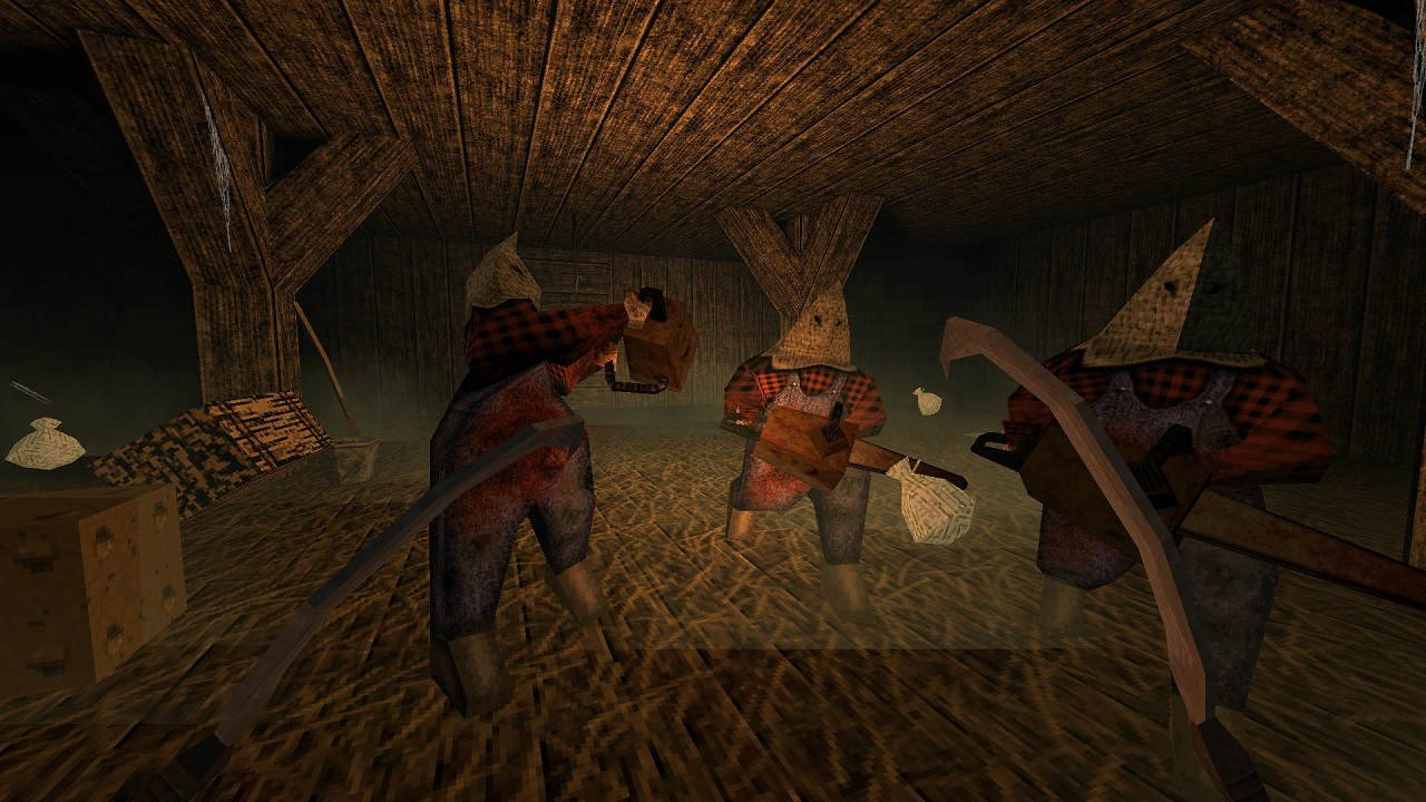 Preview: Dusk is a fantastic return to the PC FPS games of the nineties Articles  PC Gaming Dusk