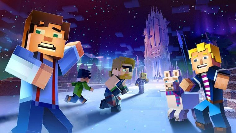 Minecraft Story Mode Season 2 Episode 2 Review Attack Of The Fanboy
