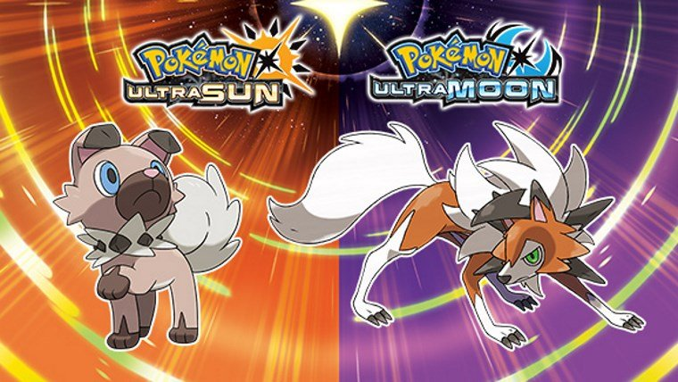 GameGuides  Pokemon Ultra Sun and Ultra Moon Pokemon Nintendo 3Ds