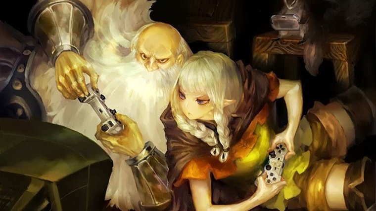 Vanillaware's Dragon's Crown Is Finally Coming To PS4 Rumors  PlayStation 4 Dragon's Crown Atlus