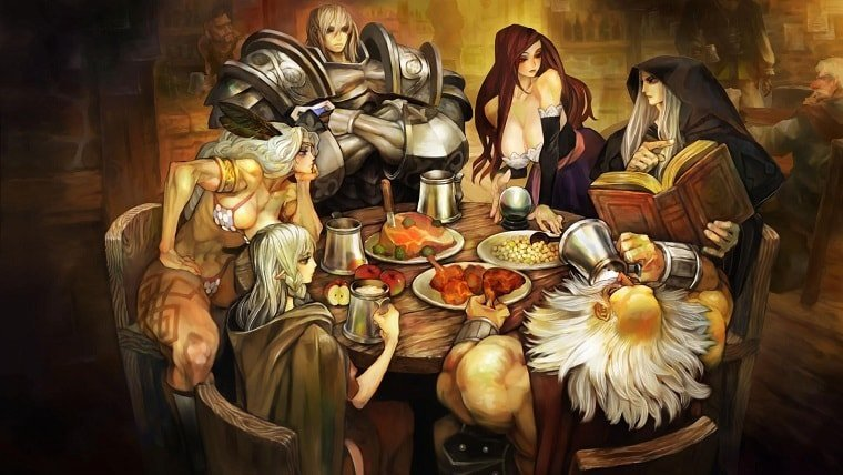'Dragon's Crown Pro' (PS4) Officially Announced - Screens & Trailer
