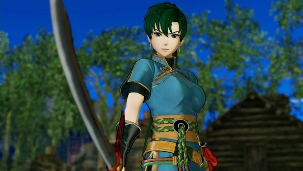 Lyn In Fire Emblem Warriors Gives Me Hope For The Series Articles Nintendo  Nintendo Switch New Nintendo 3DS Koei Tecmo Fire Emblem Warriors Fire Emblem