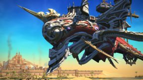 First Images of Final Fantasy XIV 'Return to Ivalice'  Raid Revealed