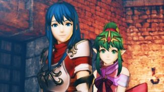 Fire Emblem Warriors Adds Caeda, Tiki From FE Shadow Dragon