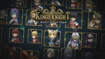King's Knight: Wrath of the Dark Dragon Is Available Now