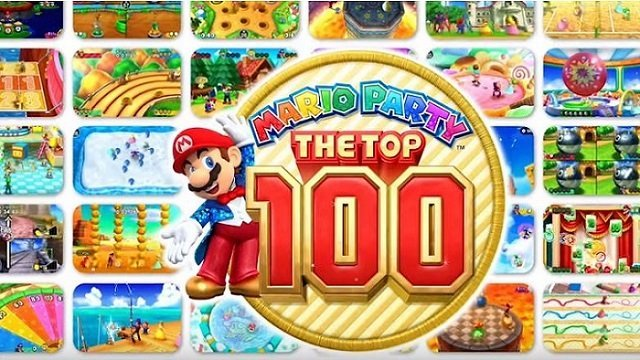 Mario Party: The Top 100 Wants You To Lose All Your Friends News Nintendo  Nintendo Mario Party Mario 3Ds