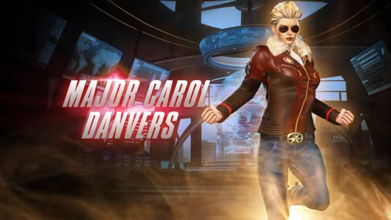 Major Carol Danvers Costume In Marvel Vs Capcom Infinite Is Ps4 Exclusive Attack Of The Fanboy Marvel, click here, and if you are looking for the dc superhero who formerly went under this name, click here. major carol danvers costume in marvel