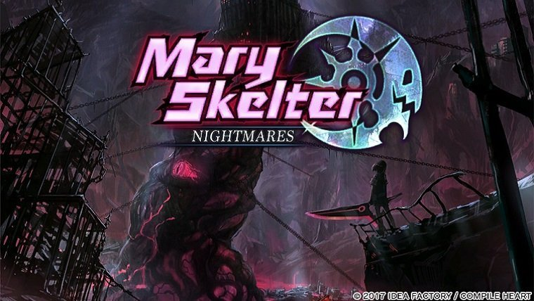 Mary Skelter: Nightmares Cover