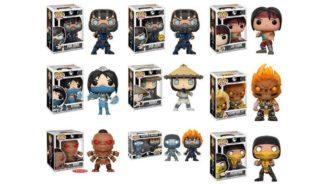 Funko Pop! merchandising Mortal Kombat Mortal Kombat XL Netherrealm Studios Warner Bros Image