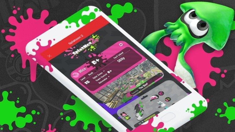 Nintendo Switch Mobile App