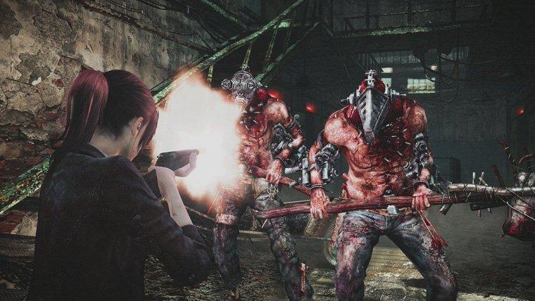 News  Resident Evil: Revelations Resident Evil Revelations 2 Nintendo Switch Capcom