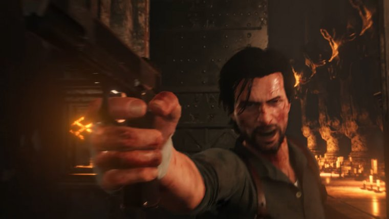 Bethesda Shares New Action-Filled Trailer of The Evil Within 2 News  Xbox One The Evil Within 2 PlayStation 4 PC GAMES Bethesda Softworks