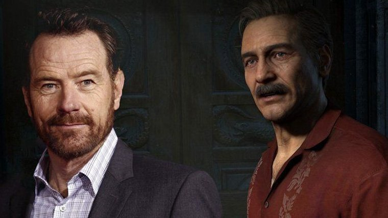 Sony Reportedly Wants Bryan Cranston for the Uncharted Movie Rumors  uncharted Sony Pictures Sony Movies