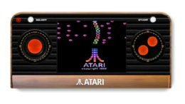 Atari reveals a handheld 2600 alongside a new Plug & Play system