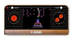 Atari reveals a handheld 2600 alongside a new Plug & Play system