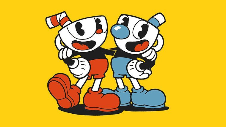 Xbox One Xbox PC GAMES Cuphead