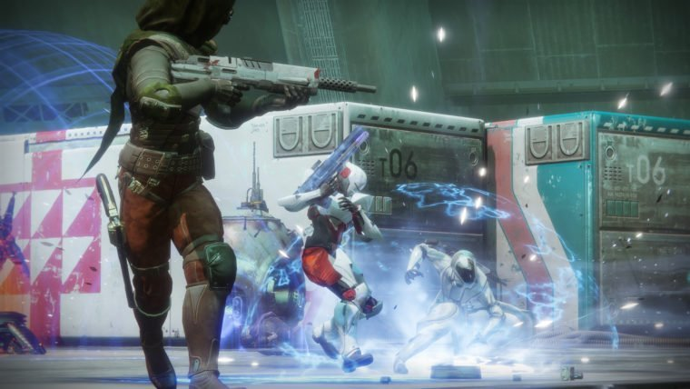 Destiny 2 Is the Biggest Launch of the Year in the UK News  Xbox One sales PlayStation 4 Knack 2 Destiny 2 Bungie
